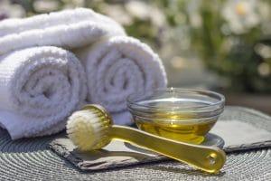 naturreine Massageöle Verwendung