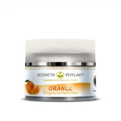 Spagyrische Hautcreme Orange – Naturkosmetik von PHYLAK